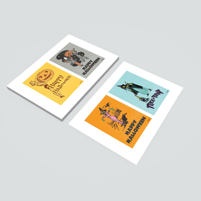 Ghost Cards Bundle I