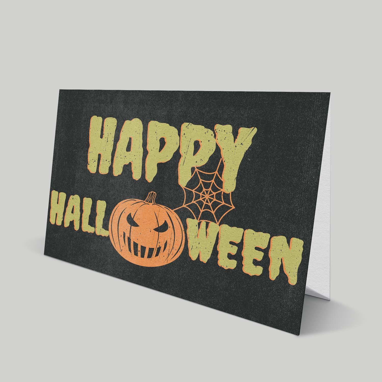 Halloween Greeting Card 03