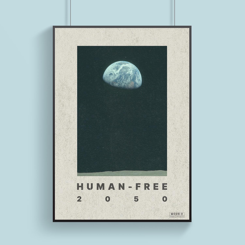 Human-Free 2050
