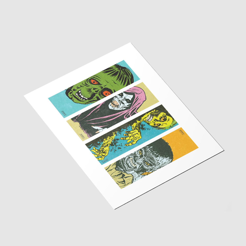 Halloween Bookmark Bundle I